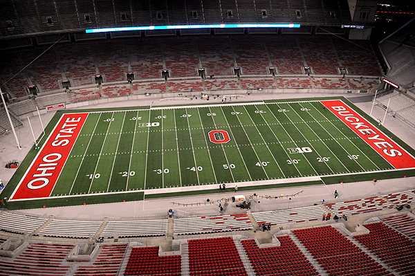 Buckeyes Put Young Talent On Display Before 100,000-Plus Fans