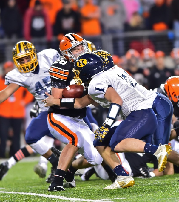 Kirtland Shuts Down Ironton To Take Div. V Title