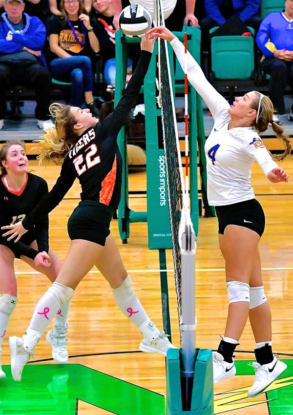 Next Step, State…Jackson Center, New Bremen Score Regional Semi-Final Wins