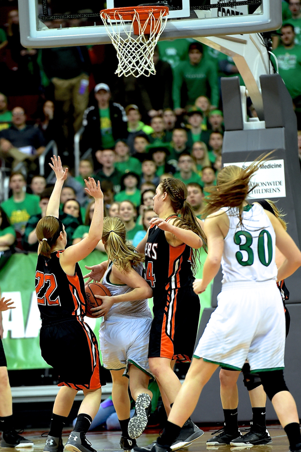 A Shot Away From A Great Finish…Jackson Center Falls In Semi Finals