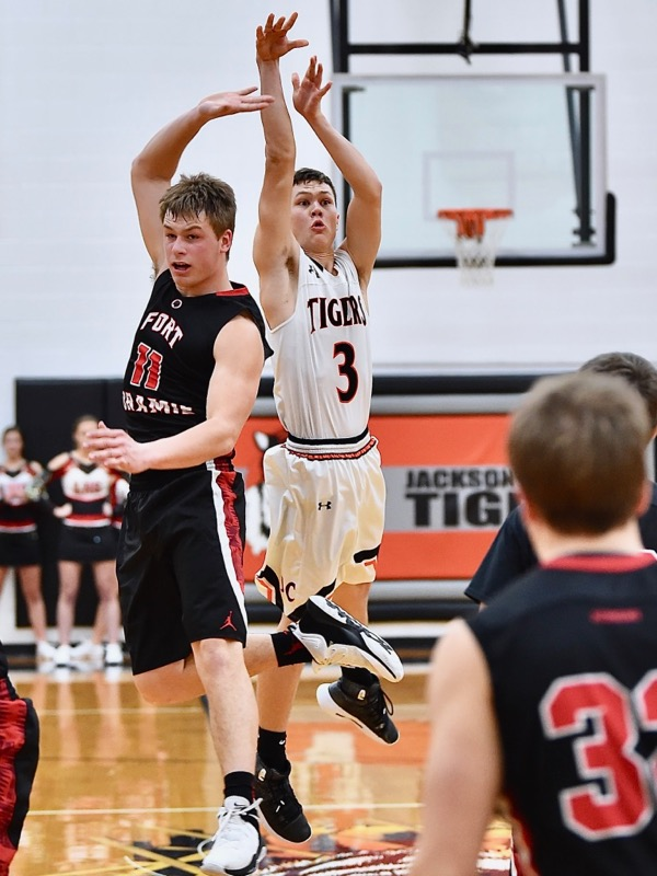 Banks Open Late…Platfoot's Half-Court Shot Trips Loramie