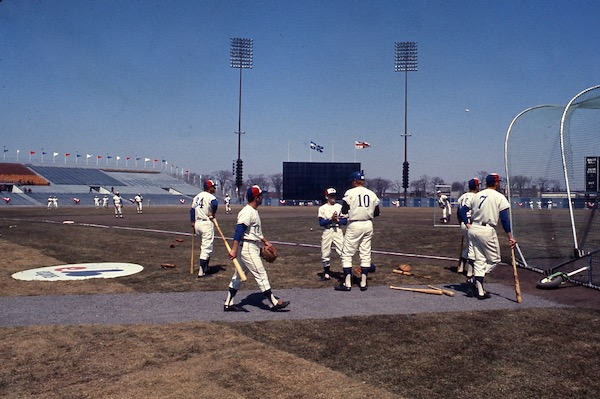 Lost Ballparks, And The Subtleties Of A Photo….