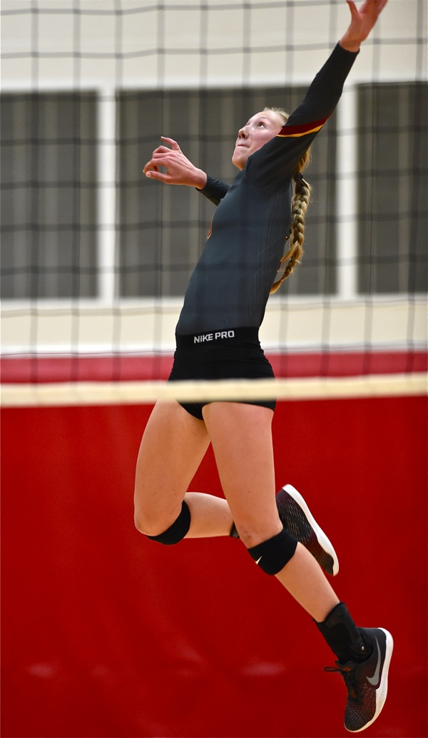 Volleyball Finals:  Day Two, And What They're Still Saying….