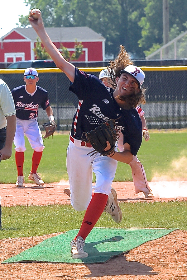 Red, White And Boom … Riverbats Having A Blast
