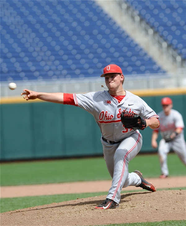 Buckeyes Beat The 'Schneid'…Take Series Finale From UNC-Greensboro