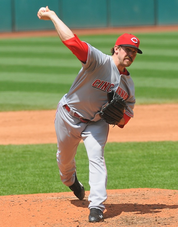 """Hal McCoy:  Le """"Cure"""" Is The Reds' Remedy"""