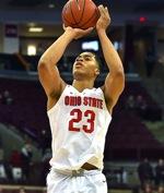 No. 23 Ohio State Awakens To Defeat Samford, 68-50