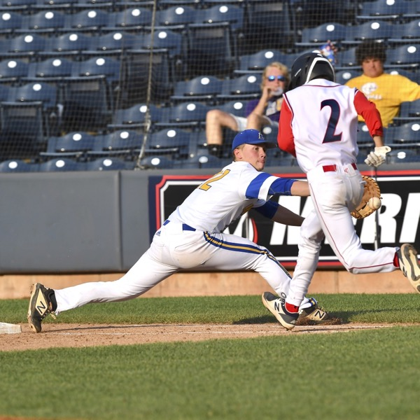 Tourney Update:  Lincolnview's Magical Ride Derailed in D-IV