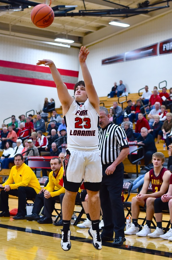 By 'Threes'…Loramie Bests Bremen In 2 OTs
