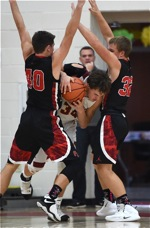 To Protect The Nest:  Loramie Wins Slugfest Over Bremen