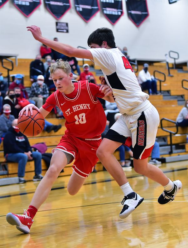 'Skins' Game:  Loramie's 'D' Ices St. Henry For Win…