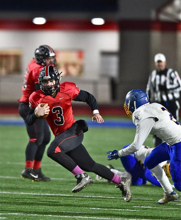 Loramie Enters Unchartered Waters…Redskins Shut Out Lehman In Regional Semi-Final