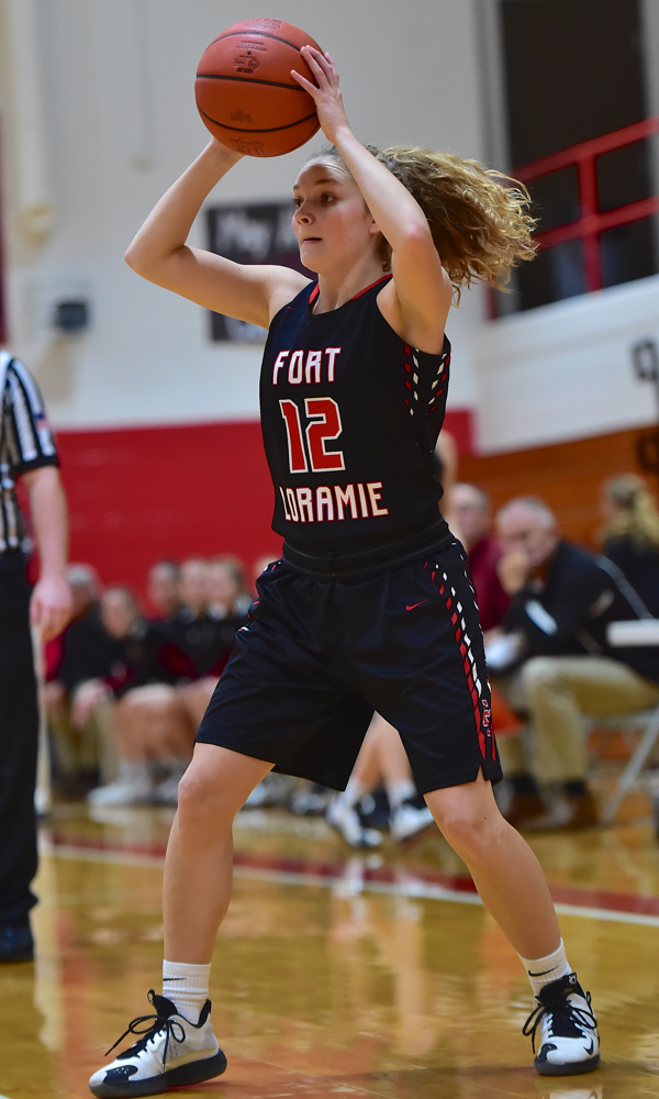 Defense Rules; Loramie Rolls To Another District Title