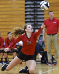 Loramie Extends String To 8…Three Straight Over Anna