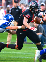 East Surprises Fort Loramie: Vikings Catch Redskins At The End