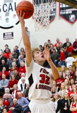 Fort Loramie Defense Prevails Again…Redskins Shut Down Marion Local