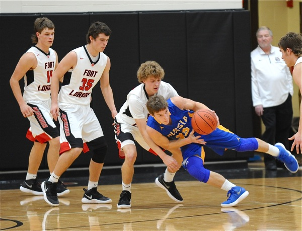 Loramie Alone At The Top (For Now)…Hands Russia First League Loss