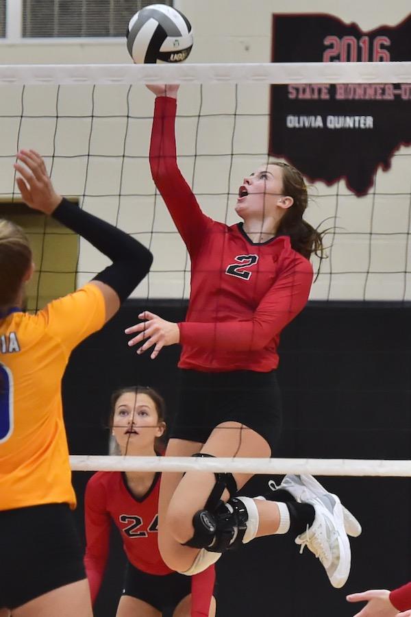 Momentum Swing Carries Loramie To Rivalry Win