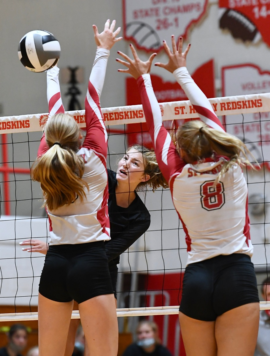 Fort Loramie Serves Early Notice…Sweeps St. Henry