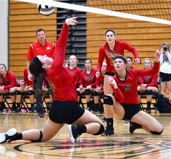 Groundhog Day For Versailles…Div. III Champs Drop Five Set Match To Loramie
