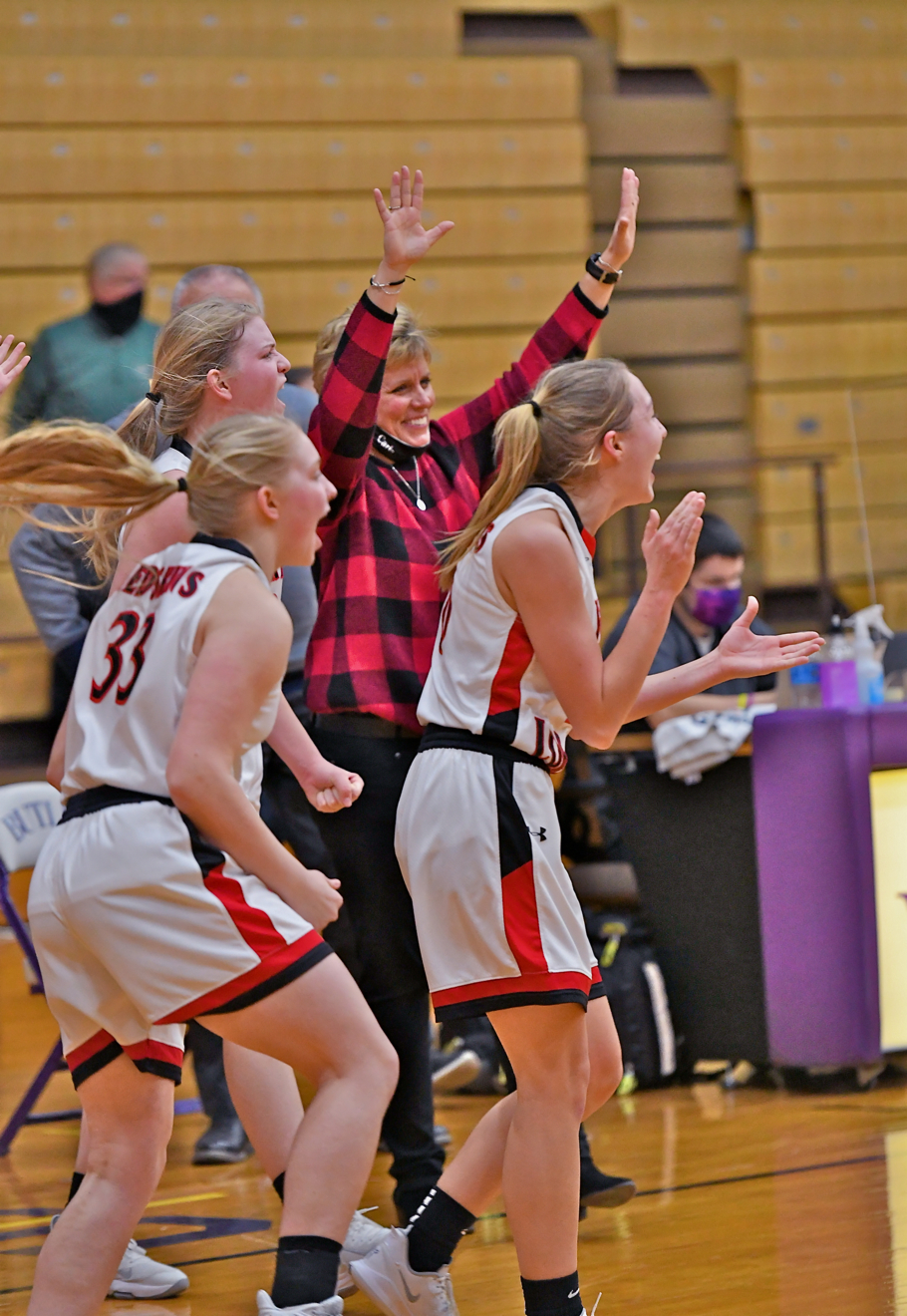 Unlikely Heroes Rise Up For Loramie In Comeback Vs. Minster