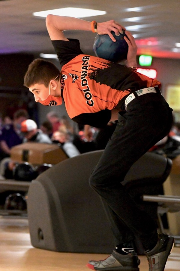 Big Numbers, Ambitions, Mark MAC Bowling Tourney