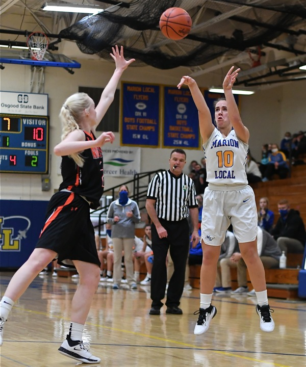 On Again, Off Again Marion Outlasts Coldwater…