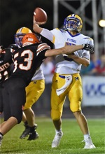 Tearfully Close: Marion Avenges Against Coldwater…Barely!