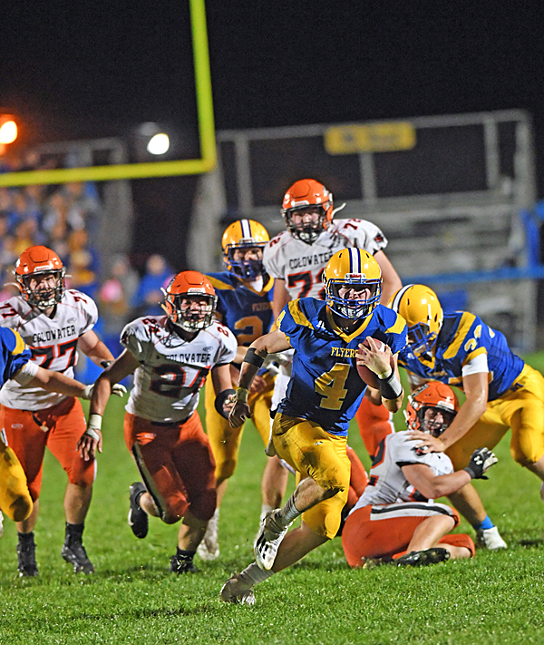 Fate Reversed:  Walkoff FG Lifts Marion Over Coldwater