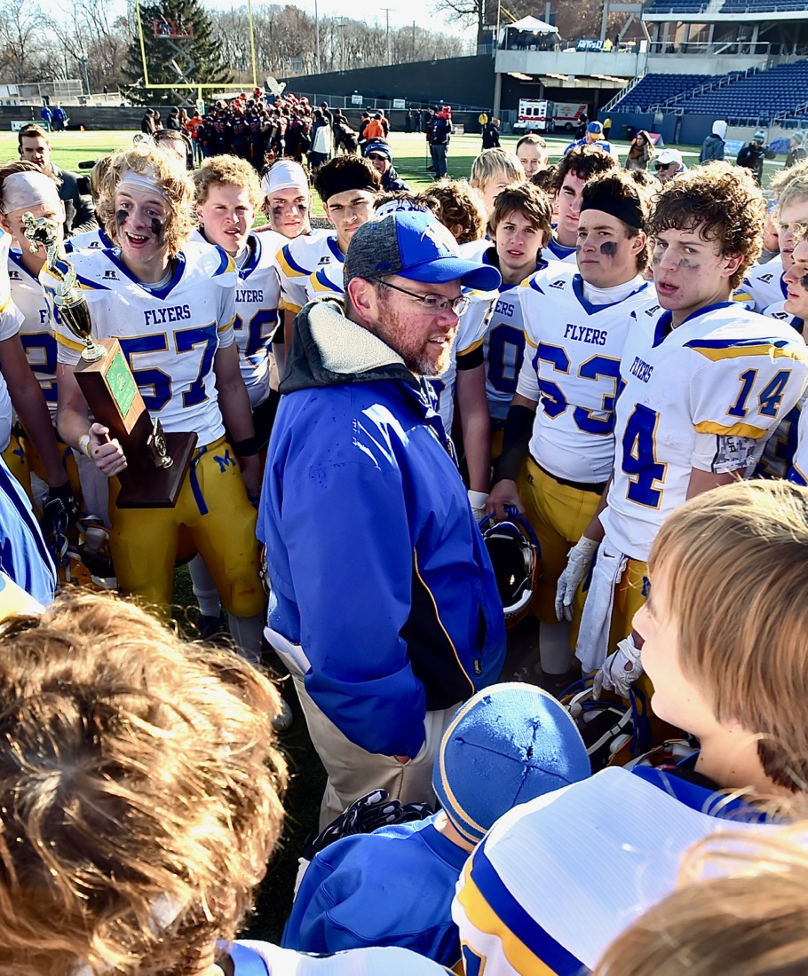 Marion Wins D-VII And Their 11th To Share History