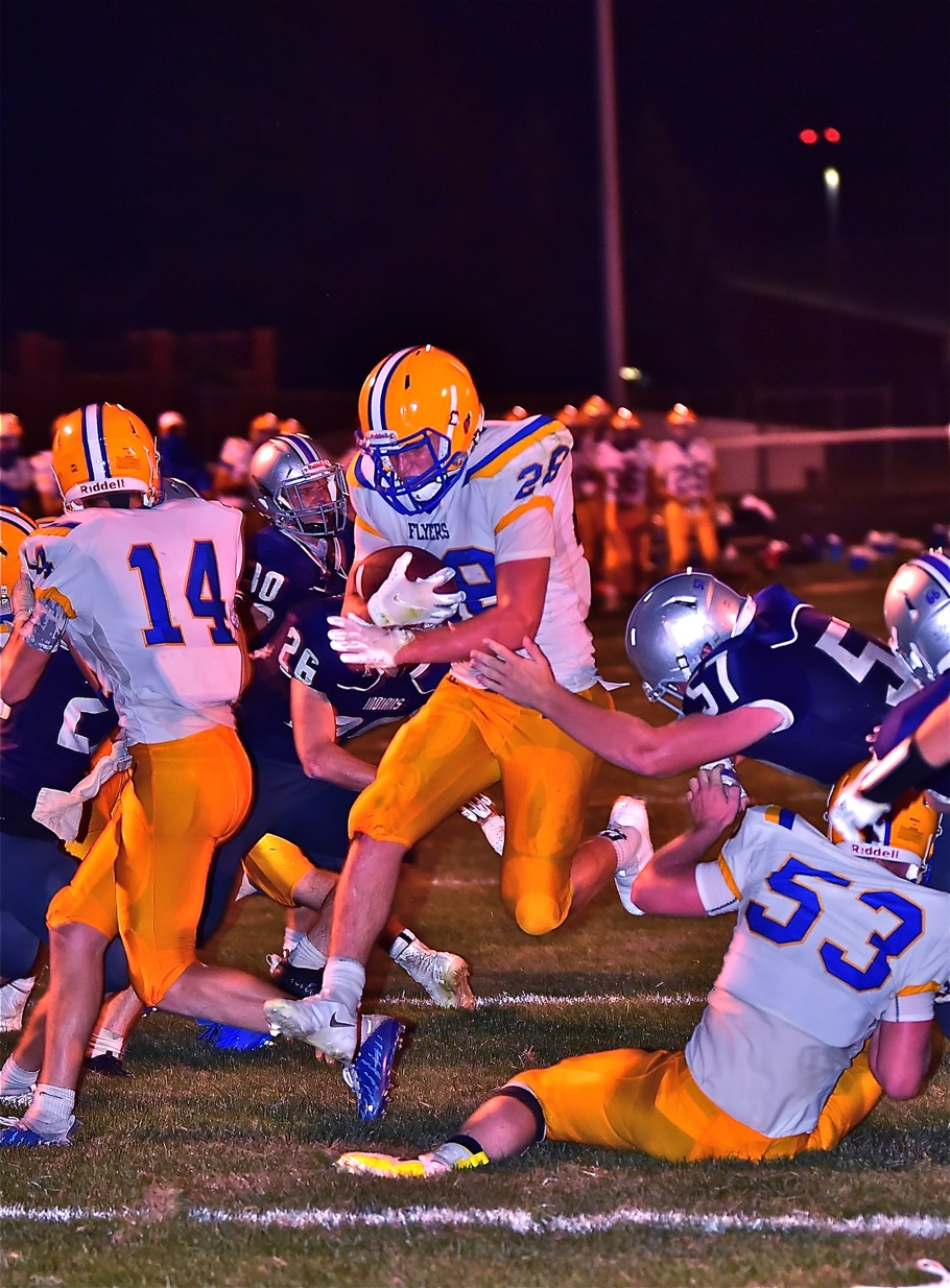 New Start, New Faces…Same Old Marion Local