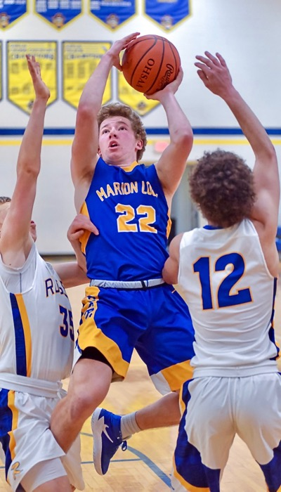 Eyink And Company lead Marion Local Past Russia