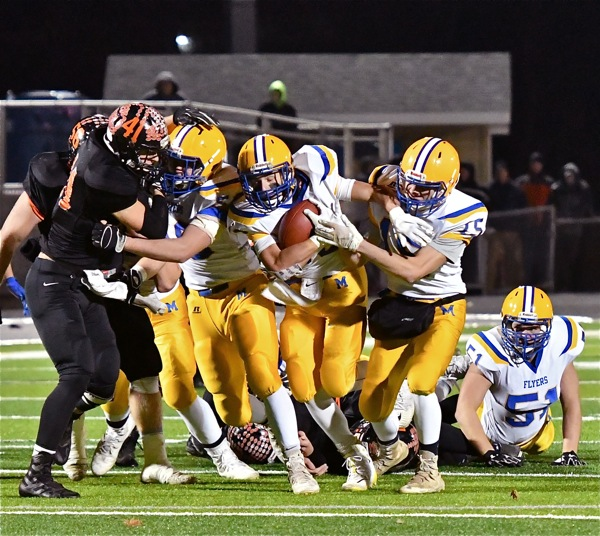Experience, Big Plays, Help Marion Crush Seneca East