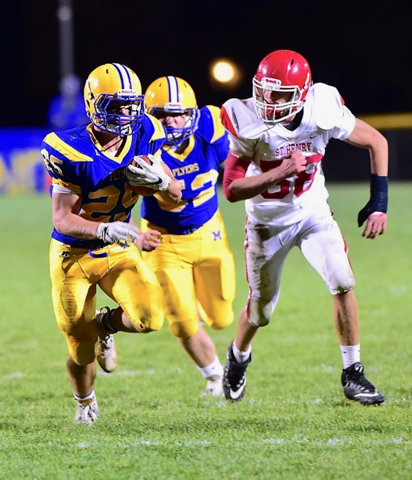 Marion Begins Its Charge?  Flyers Top St. Henry