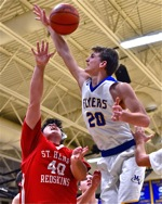 What Goes Around…Marion's Defense Evens Things!