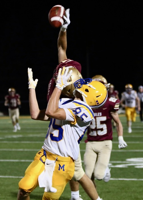 Turnovers Doom:  Marion Local Falls To Bishop Watterson