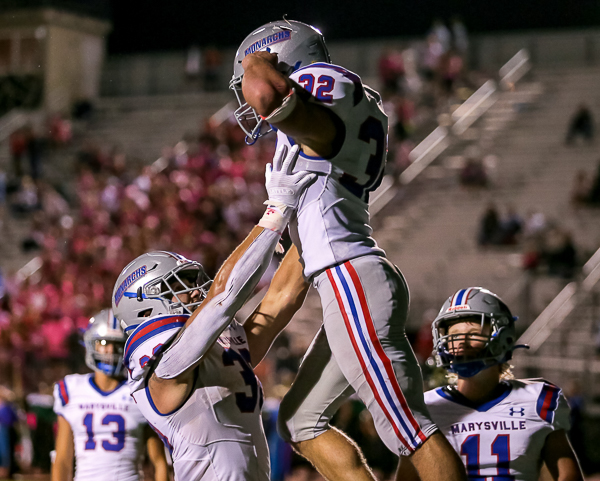 Week 9: Central Ohio…Unbeatens Chase OCC Titles