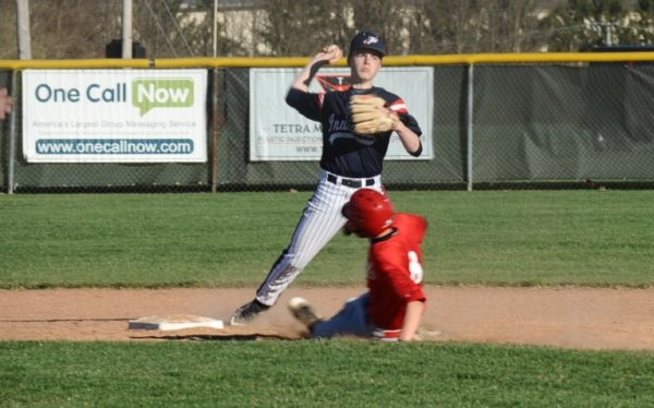 Toopes, Indians Bounce Back Against Red Devils