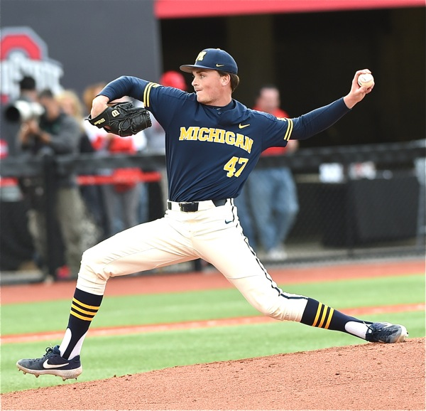 Michigan's CWS Win Over Vandy…Textbook!