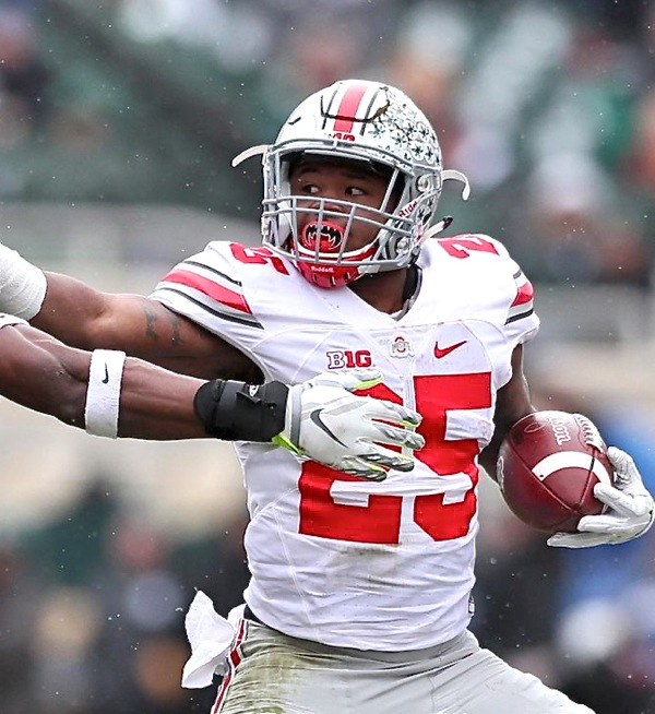 Ohio State Gets Back On Track With Blowout Of Michigan State