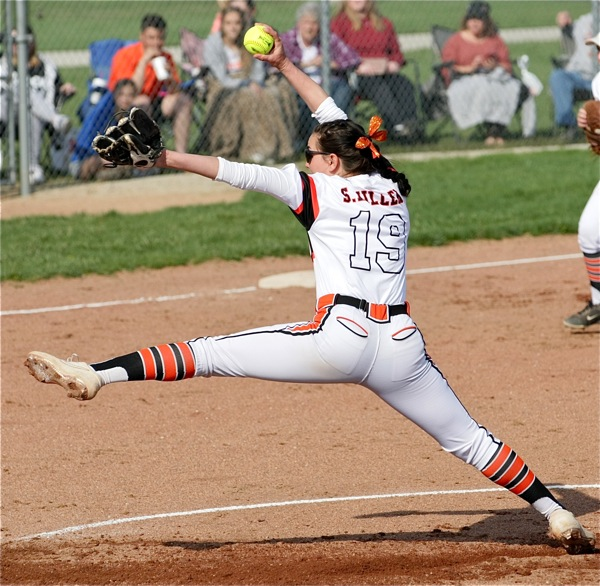 Railroaders Keep Chugging Behind Miller's No-Hitters