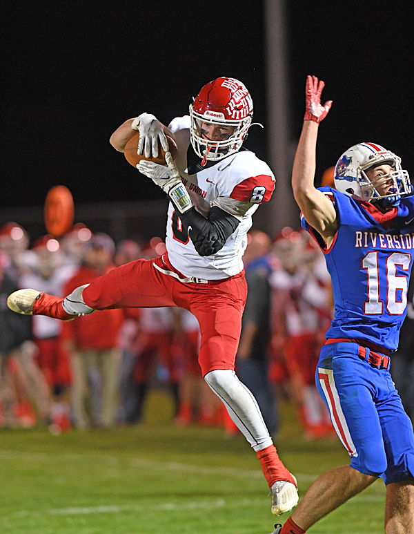 History Made, Milton Captures Outright Three Rivers Crown