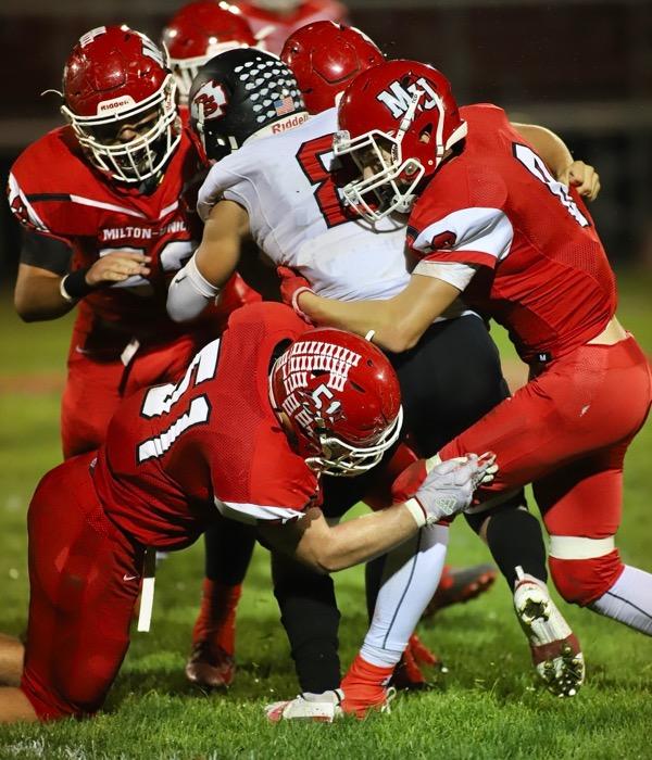 Defensive Stops Send Milton Past Preble Shawnee