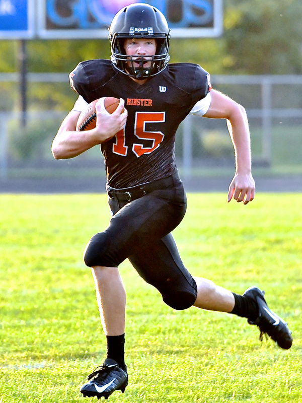 Minster Gets Out Of Its Own Way, Dominates Covington 39-26