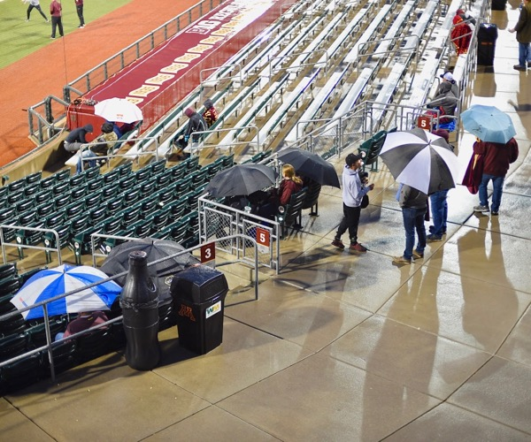 Rain Postpones OSU-Minnesota Series…DH On Saturday