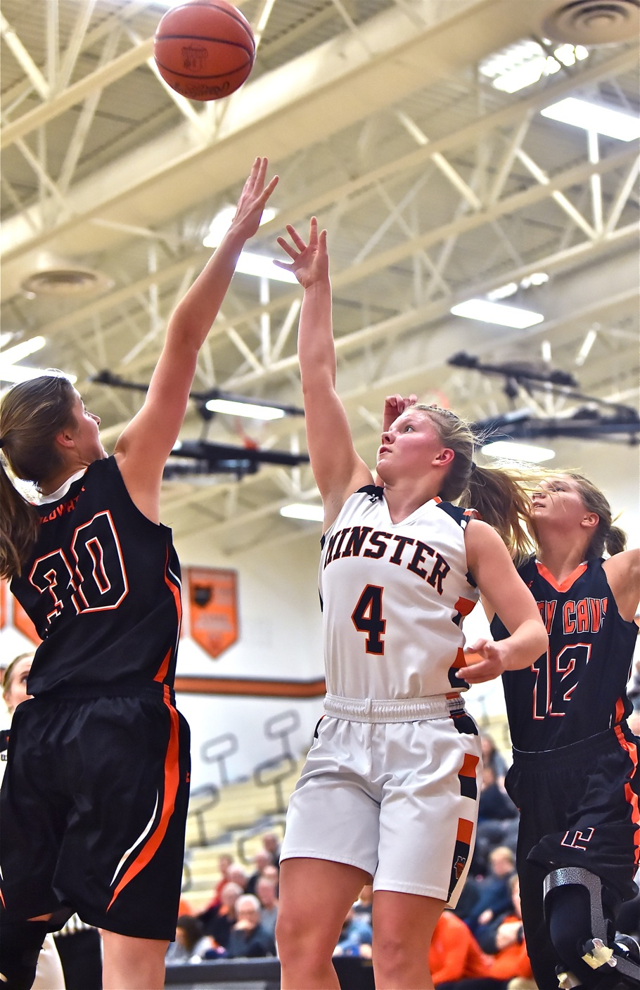 Minster Gets Well At Coldwater's Expense…
