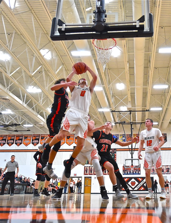 'Moving Day'…Minster Shoots Past Coldwater