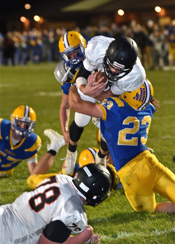 Move Over Marion…Minster Tops Flyers In Thriller