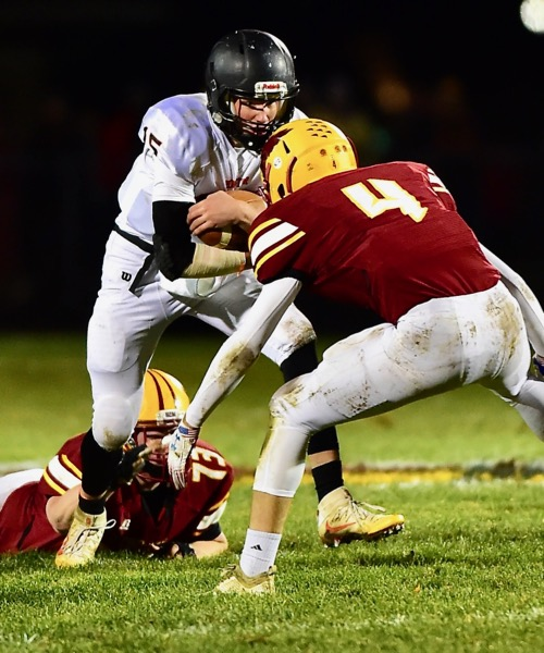 Minster Makes Statement…Crushes New Bremen In Season Finale
