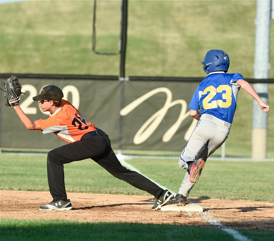 Little Boys, And Why Baseball Works In Minster….